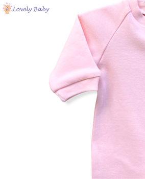 Комбинезон K01 розовый