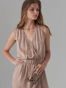 Платье MOHITO Серый xn274