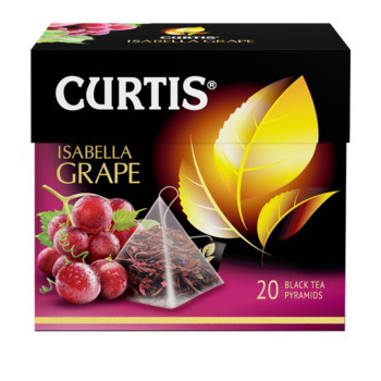 Curtis Isabella Grape 20p