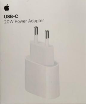 Сетевое зарядное устройство Apple 20 W  USB-C