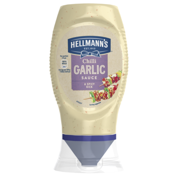 Соус Hellmann's Garlic Chili, 250мл.