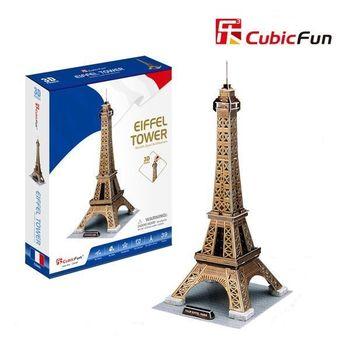 cumpără CubicFun puzzle 3D Eiffel Tower în Chișinău