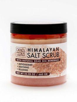 купить DSC36 Скраб для тела с гималайской солью и минералами Мертвого моря 680г 8090 в Кишинёве
