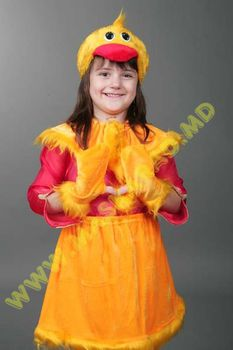 Карнавальный костюм: Уточка
