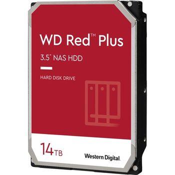 """3.5"""" HDD 14.0TB-SATA-512MB Western Digital  """"Red NAS (WD140EFGX)"""""""