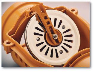 купить Обратный клапан нерж. ПВХ ф.  50 BTH в Кишинёве
