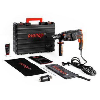 Перфоратор прямой Dnipro-M RH-100Q