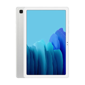 "Планшет 10.4"" Samsung Galaxy Tab A7 T500/32 WiFi Silver, TFT 2000x1200 WUXGA+, CPU OctaCore 2GHz, 3GB RAM + 32GB Memory, Rear cam 8 MP, Front 5 MP, microSD, Wi-Fi 802.11AC 2.4GHz+5GHz, BT 5.0, Android, 7040mAh"