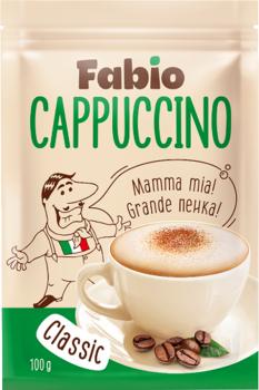 Капучино Fabio Классический 100гр