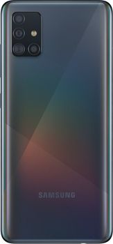 купить Samsung Galaxy A51 4/64Gb Duos (SM-A515) ,Black в Кишинёве