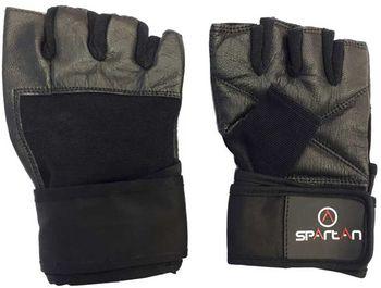 Перчатки для фитнеса (натур. кожа) L Spartan Pro Stabilizer 253003 (3633)