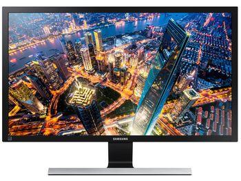 """cumpără Monitor 28.0"""" SAMSUNG """"U28E590D"""", G.Black/Blue în Chișinău"""