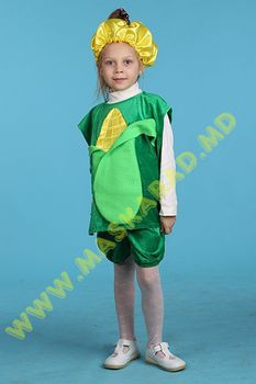 Карнавальный костюм: Кукуруза