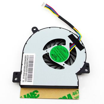 CPU Cooling Fan For Asus EeePC 1225 1215 Lamborghini VX6 (4 pins)