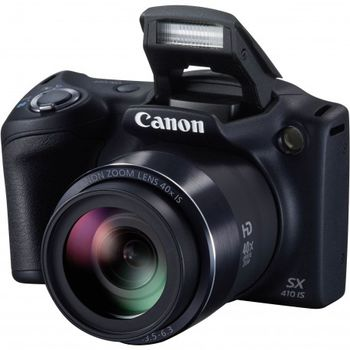 купить Canon PowerShot SX410 IS Black в Кишинёве