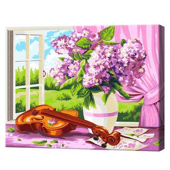 Сирень и скрипка. Жанна Когай