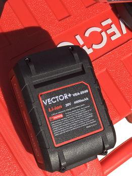 купить Болгарка VECTOR+  20V    VEA-2040 в Кишинёве