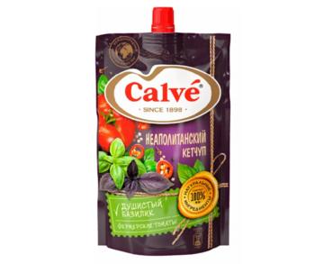купить Кетчуп Calve Неаполитанский, 350 г в Кишинёве