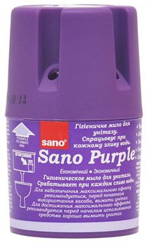 купить Sano Purple Cредство WC, 150г в Кишинёве