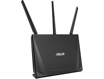 ASUS RT-AC65P, Wireless Dual-Band Gaming Gigabit Router AC1750, dual-band 2.4GHz/5GHz for up to super-fast 1.75Gbps, WAN:1xRJ45 LAN: 4xRJ45 10/100/1000, Firewall, USB 3.1