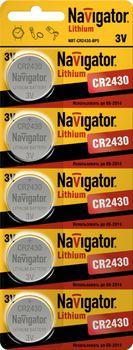 купить батарейка-элементы питания NBT-CR2430-BP5 в Кишинёве