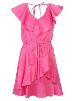 Платье TOP SECRET Розовый ssu2723