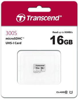cumpără Transcend .16GB MicroSD (Class 10) UHS-I (U1) în Chișinău