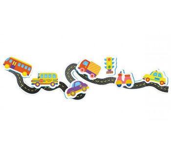 купить Набор игрушек для ванны Nuby Road в Кишинёве