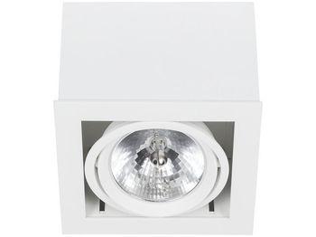 купить Светильник BOX бел - бел 1л 6455 в Кишинёве