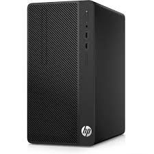 HP 290 G1 MT lntel® Core® i3-7100 (Dual Core, 3.9GHz, 3MB), 4GB DDR4 RAM, 256GB SSD, DVDRW, Intel® HD 630 Graphics, VGA, HDMI, 180W PSU, USB MS&KB, FreeDOS, Black