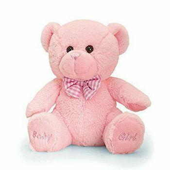 Baby Girl Мишка 20 см , код 42817