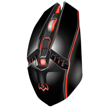 Mouse Sven RX-200, Black