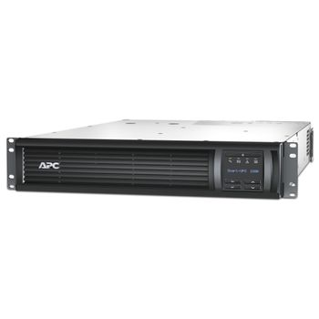 APC Smart-UPS C Rack Mounting 2U SMT2200RMI2UNC, 2200VA/1980W, AVR, 9 x IEC Sockets ( 8 IEC C13, 1 IEC C19 all 9 Battery Backup + Surge Protected), LCD Display, PowerChute USB /Serial Port , AP9631 Network Management Card