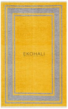 Ковёр EKOHALI Noa Kilim NK 06 Grey Yellow