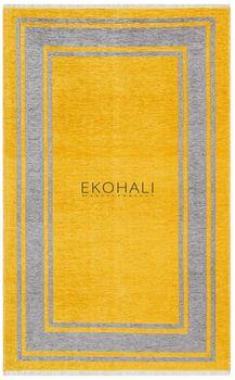 купить Ковёр EKOHALI Noa Kilim NK 06 Grey Yellow в Кишинёве