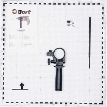 Дрель ударная Bort BSM-650U