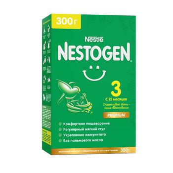 купить Nestogen 3 Prebio молочная смесь с 12 мес. 300 г в Кишинёве