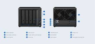 """SYNOLOGY  """"DS418"""""""