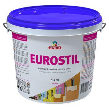 Supraten Краска Eurostil 4.2кг