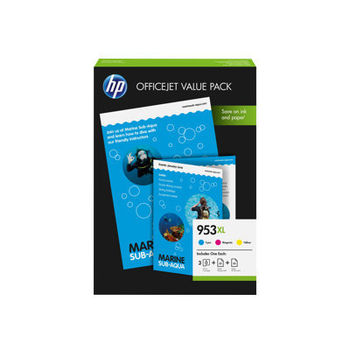 HP 953XL Office Value Pack-75 sht/A4/210 x 297 mm