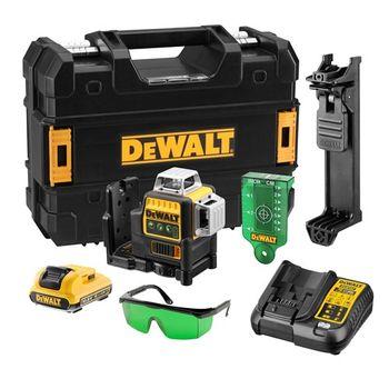 купить Лазерный уровень DeWALT DCE089D1G в Кишинёве