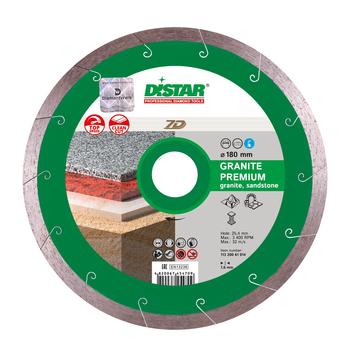 cumpără Disc Diamant  DISTAR 1A1R GRANITE PREMIUM în Chișinău