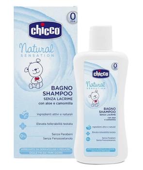 cumpără Chicco Șampon și gel de duș Natural Sensation, 200 ml în Chișinău