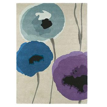 Ковёр ручной работы SANDERSON Poppies-Indi 45705