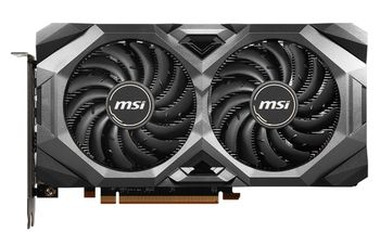 MSI Radeon RX 5700 MECH GP 8G OC /  8GB GDDR6 256Bit 1750/14000Mhz, RDNA, SP: 2304Units(36CU), 1x HDMI, 3x DisplayPort, Dual fan - MECH Thermal design (Zero Frozr/Airflow Control Technology), 6mm Cooper Heatpipes,TORX FAN 3.0, Solid BackPlate, Retail