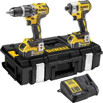 купить Набор аккумуляторных инструментов DeWALT DCK266P2 в Кишинёве