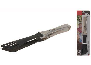 Щипцы для гриля BBQ 31cm, нейлон/сталь