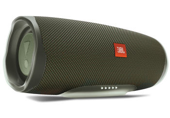JBL Charge 4 Green / Bluetooth Portable Speaker, 30W (2x15W) RMS, BT Type 4.2, Frequency response: 60Hz-20kHz, IPX7, Speakerphone, 7800mAh power bank USB 5V / 2A, JBL Connect+,  JBL Bass Radiator, Power Supply: 5V / 2.3A, Battery life (up to) 20 hr