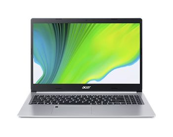 "ACER Aspire A515-44 Pure Silver (NX.HW4EU.00C) 15.6"" IPS FHD (AMD Ryzen 7 4700U 8xCore 2.0-4.1GHz, 8Gb (2x4) DDR4 RAM, 512GB PCIe SSD, Radeon Graphics, WiFi-AC/BT5, 3cell, 0.3MP webcam, RUS, Linux, 1.8kg)"