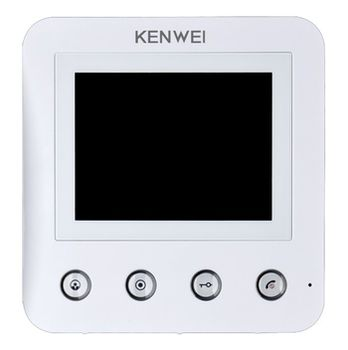 Kenwei Видеодомофон KW-E401C 4 дюйма